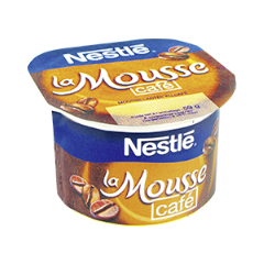 Pot la Mousse NESTLÉ Café 12CL/59G